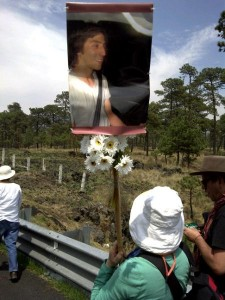 Joaquín, student killed. 21 years old. Photo by @alconsumidor
