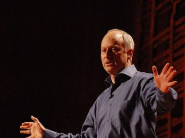 Michael Sandel at TED 2010. Image by Flickr user redmaxwell (CC BY-NC 2.0).