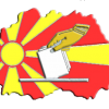 Logo of State Electoral Commission Macedonia