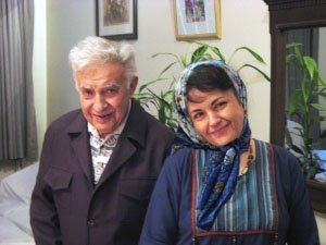 Ezzatollah and Haleh Sahabi