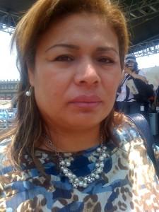 Paty Duarte (@madreABC). Image: Geraldine Juárez.