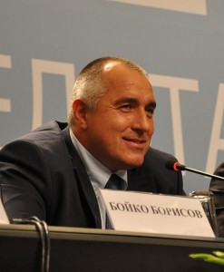 Bulgarian Prime Minister Boyko Borisov. Image by Flickr user kaladan (CC BY-SA 2.0).