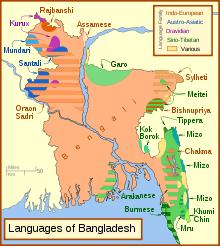 Lingue del Bangladesh