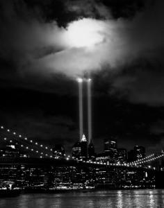 9-11 Tribute Lights Photowalk