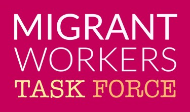Migrant Workers Task Force logo