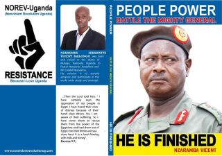 Book cover: People Power, Battle the Mighty General