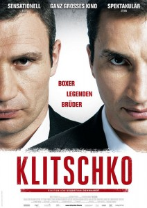 The official Klitschko movie poster
