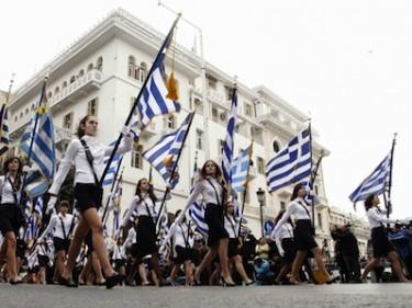 """28 octobre 1940 : Le jour où les Grecs ont dit :"""" NON""""  Ochi-day-375x281"""