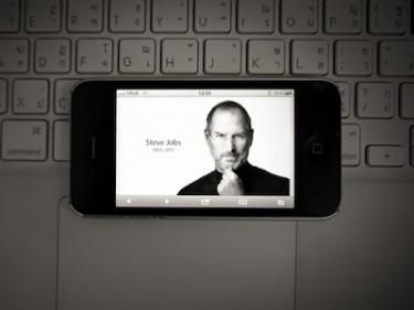 RIP Steve Jobs. Image by Flickr user noppyfoto1 (CC BY 2.0).