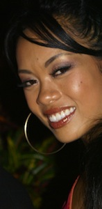 Trinidad and Tobago's Anya Ayoung-Chee. Image by Flickr user Bill Bedzrah (CC BY-NC 2.0).