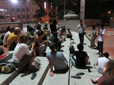 Occupy Dataran, Malaysia.