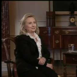 Hillary Clinton interview with BBC