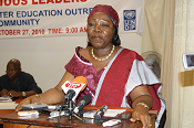 Cllr.Elizabeth J.Nelson-Acting Chairperson Liberia Elections Commission,courtesy of necliberia.org