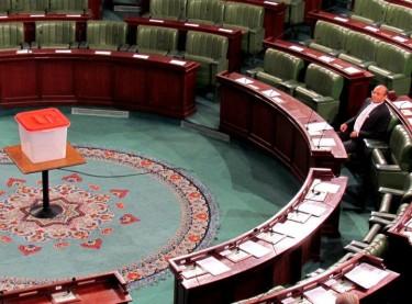 """Eén kandidaat op één stembiljet"" zegt fotograaf Hamideddine Bouali"