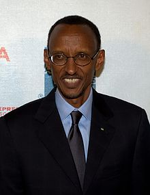Rwanda President Paul Kagame. Photo released under Creative Commons (CC BY 2.0) by David Shankbone.