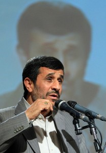 Mahmoud Ahmadinejad, image by Flick user Parmida Rahimi (CC BY 2.0)