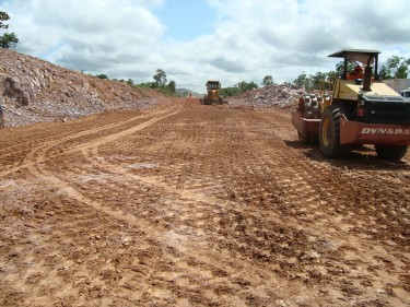Road works on highway BR 158, in Mato Grosso. Photo by minpanplac. (CC BY-NC-SA 2.0)
