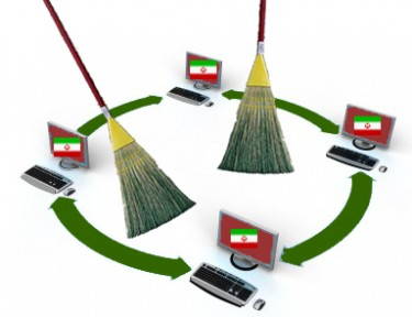 A clean internet for Iran?