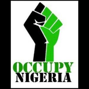 Occupy Nigeria Logo (Courtsey: Nigerianstalk.com)