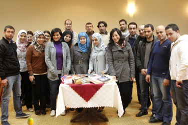 The Gaza Book Club