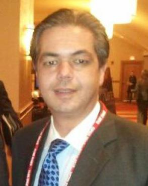 Cuban diaspora blogger, Alberto de la Cruz
