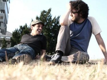Die Brüder Juan Andrés und Nicolás Ospina