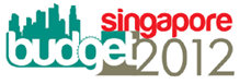 Singapore budget government logo