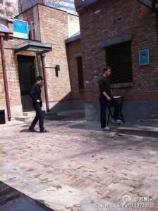 Mark Zuckerberg avvistato a Pechino