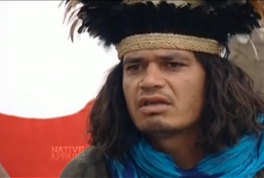 'We are ready to die for our land' says Rapanui activist in program broadcast by Maori Television of New Zealand