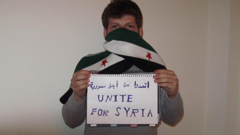 Source: facebook.com/UniteforSyria