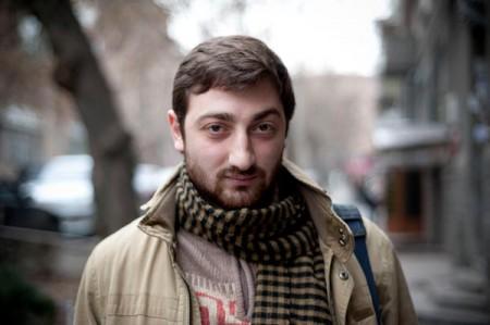 Hovhannes Ishkhanyan © Nazik Armenakyan, ArmeniaNow