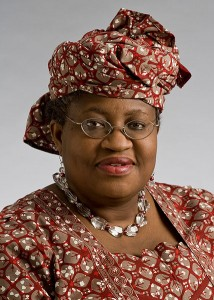 Ngozi Okonjo-Iweala, Nigeria's Finance Minister. Image released in the public domain by www.imf.org/