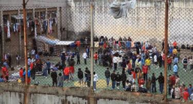 Porto Alegre Central Prison, considered the biggest prison in Latin America. Photo by Dr. Sidinei José Brzuska (used with permission).