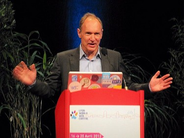 Tim Berners-Lee at WWW2012