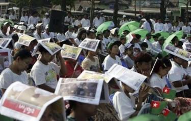 Verkiezingscampagne van de USDP