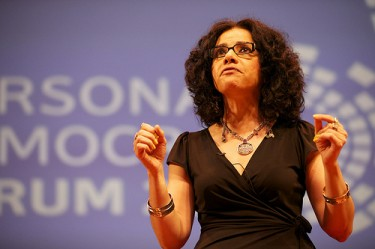 Mona Eltahawy. Photo by personaldemocracy Flickr (CC BY-SA 2.0)