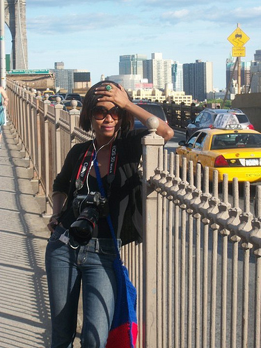 Haitian photographer Francesca Andre