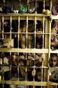 Vila Velha Prison Cell in the Vitoria City region, Espirito Santo State. Photo by Folha De S. Paulo (CC BY-ND 2.0)