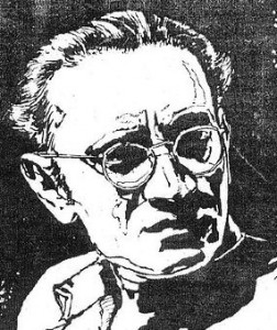 Saadat Hasan Manto. From twitter: @siddharth426