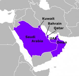 Страните от ССЗ (Wikimedia Commons)