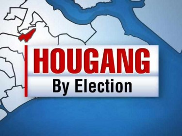 Hougang by-election. Photo from The Online Citizen