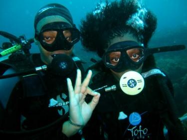 Image courtesy of the Bitonga Divers