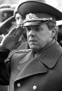 Генерал Борис Громов, губернатор на Московска област (2006). Снимка от Михаил Евстафиев (CC BY-SA 2.5)