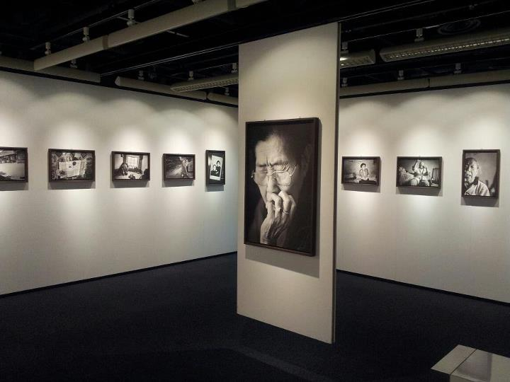 Ahn's Exhibition on Comfort Women