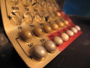 Contraceptive pill. Image by Flickr user  Beppie K (CC BY-NC-SA 2.0).