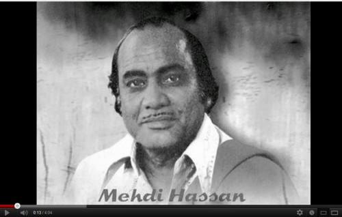 Mehdi Hassan Khan