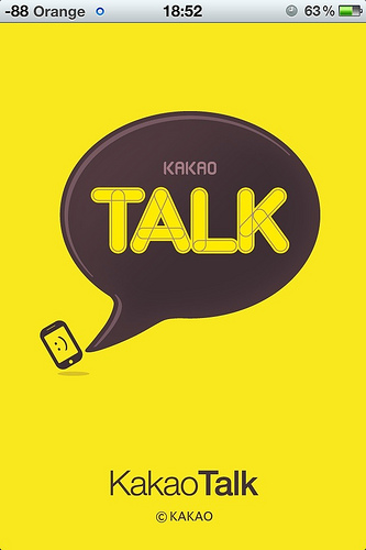 Image of Kakao Talk