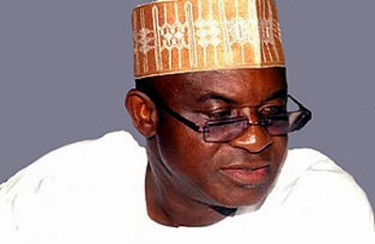 David Mark, Senate President of Nigeria (Photo source: amazonaws.com)