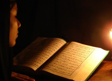 The Noble Quran.Copyright: photo by YIM Hafiz on Flickr