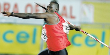 Julius Yego - Image courtesy of nation.co.ke